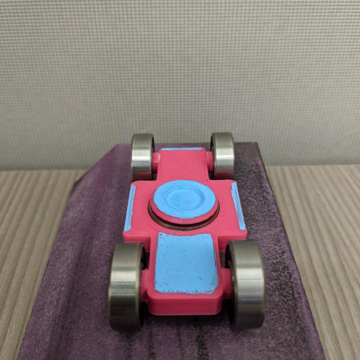 The Car Spinner