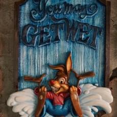 Disney Splash Mountain Brer Rabbit