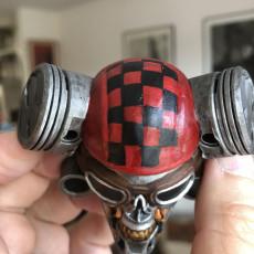 Picture of print of MotoSkull Terminator