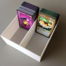 Small cards deckbox insert