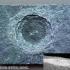 Copernicus Crater, moon image