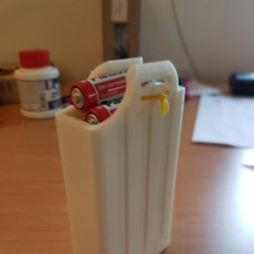 Picture of print of Battery Pack