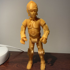 Picture of print of C3PO This print has been uploaded by Ollie Sampo