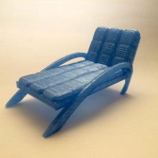 Tuftguy Chaise or.. Don't chaise me, I need to lie down