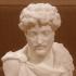 Bust of Marcus Aurelius print image