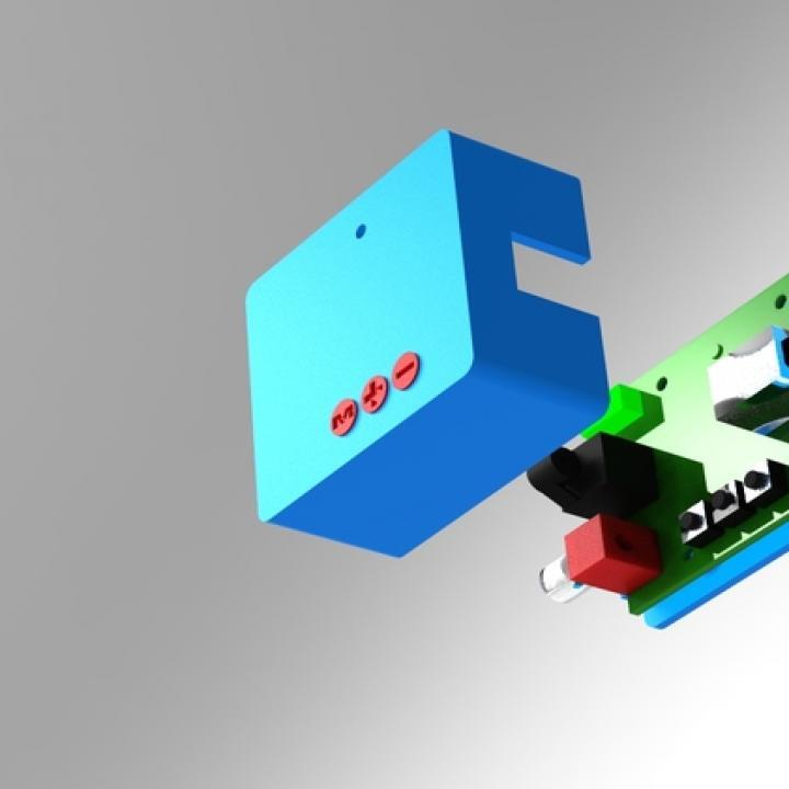 BOX for PCM2704 USB DAC