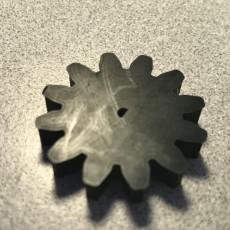 small gear hole