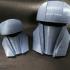 Tank Trooper Helmet Star Wars Rogue One image