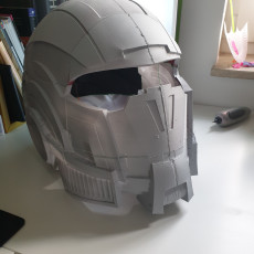 Picture of print of Mass Effect N7 Breather Helmet