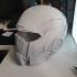 Mass Effect N7 Breather Helmet print image