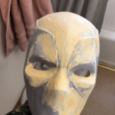 Picture of print of Deadpool Mask