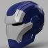 Iron Patriot Helmet (Iron Man) image