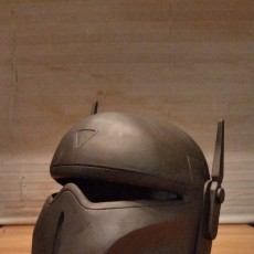 Picture of print of Imperial Super Commando Helmet (Star Wars) This print has been uploaded by Michael C Ratcliff