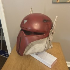 Picture of print of Imperial Super Commando Helmet (Star Wars) This print has been uploaded by Phil Kierczak