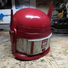 Picture of print of Imperial Super Commando Helmet (Star Wars) This print has been uploaded by Tie Kai