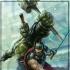 Thor Ragnarok Hulk's Hammer image