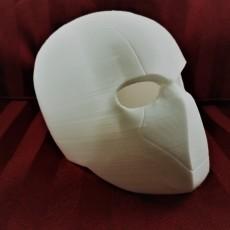 Red Hood Helmet (Batman) with Details