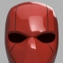 Red Hood Helmet (Batman) with Details image