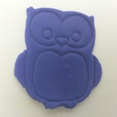 Simple Owl Cookie-Cutter