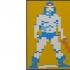 Sprite Barbarian Amstrad CPC image