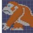 donkey kong 8bits sprite image
