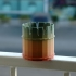 old well bucket flower pot image