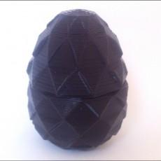 Dragon Egg Case - Screws Together