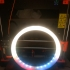 LED Ring Lamp - 3D Printing Build print image