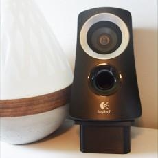 Angled Speaker Bases (Small Desktop Speakers)