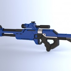 Mass Effect M29 Sniper Rifle