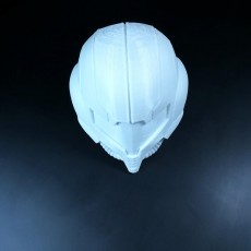 Wearable Samus Aran Helmet (Metroid Prime 3)