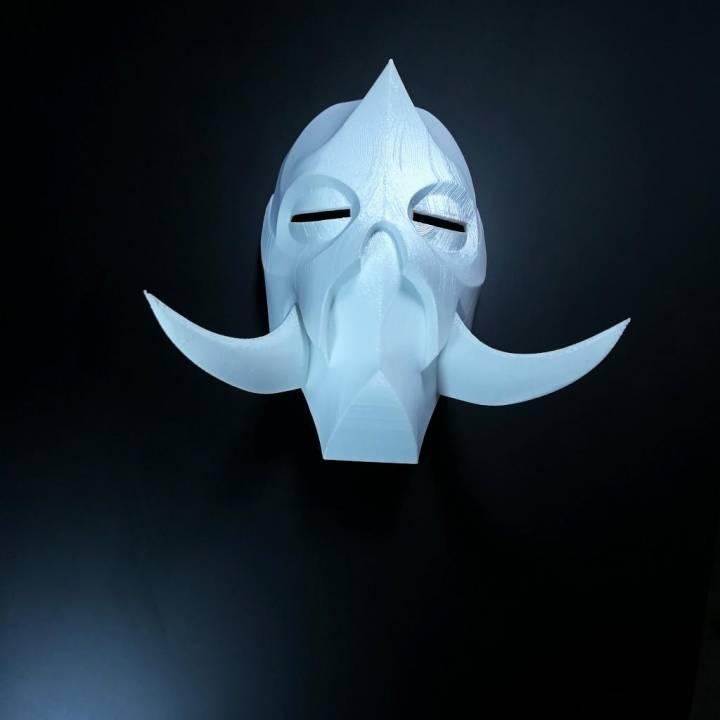 Konahrik Dragon Priest Mask