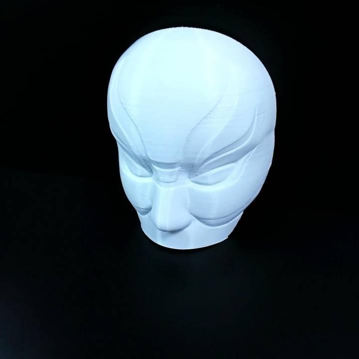 3d Printable Big Hero 6 Yokai Mask By Jacob Morin