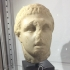 Greek marble head of a youth image