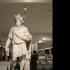 Colossal statue of a Sylvanus image