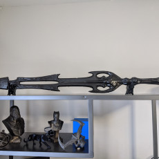 Picture of print of Hela's Sword