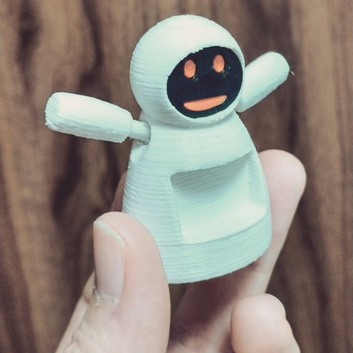Joy Robot Miniature (Miniatura do Robô da Alegria)