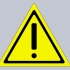 Generous warning sign image
