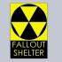FALOUT SHELTER sign image