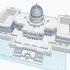 Capitol Building Planter image
