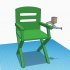 MyMiniFactory Contest Theme 3: Furniture (multi surface cup holder) image