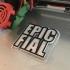 EPIC FAIL FIAL fridge magnet (DIY image macro) image