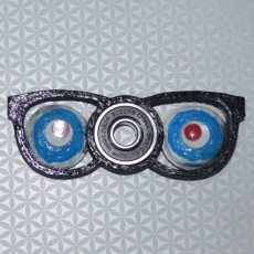 Googly Eyes Spinner