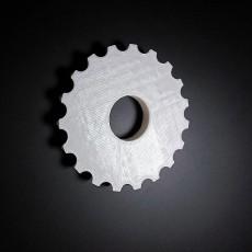 My written gear spinner