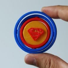 Superman Gyroscope