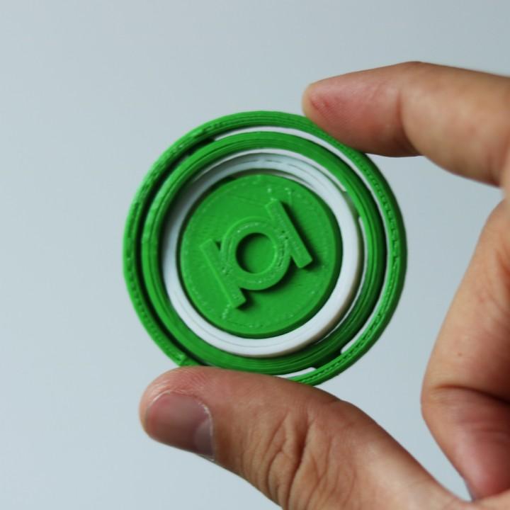 Green Lantern Gyroscope