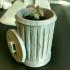 Trash Planter image