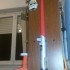 Jedi Training Academy Lightsaber wall support image
