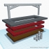 Modular Fingerboard Ramp & Planter | design contest winner image