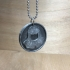 Coin of The Faceless Man Pendant - Game of Thrones image